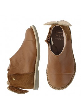 Ankle boots April brown